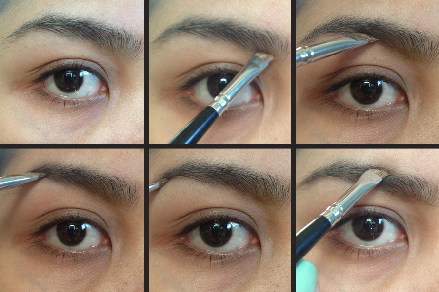 Tutorial How To Do Your Own Eyebrows Giakingbeauty