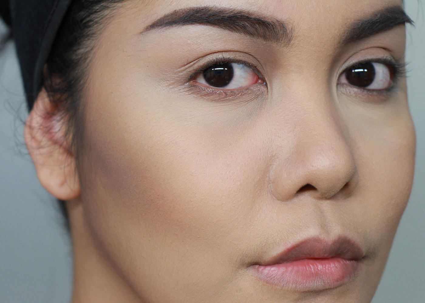 Contouring With A Bronzer And Then A Bronzing Powder As You Can See, This  Is Cooler, More Identical To Your Natural Shadows, It Defines Your Face  Shape