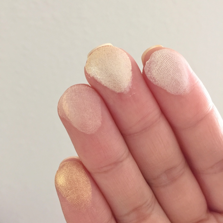 Nyx Ultimate Warm Neutrals (2)