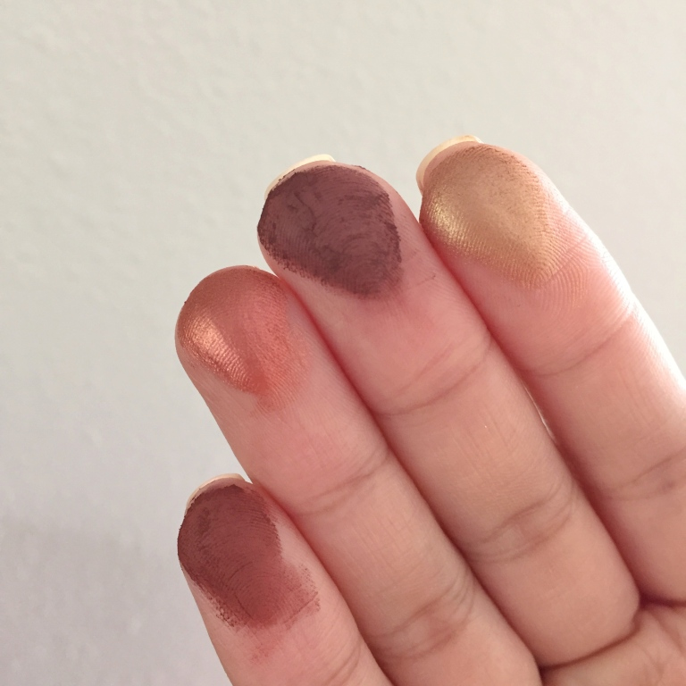 Nyx Ultimate Warm Neutrals (4)