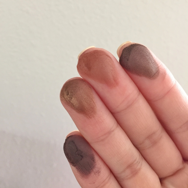 Nyx Ultimate Warm Neutrals (5)